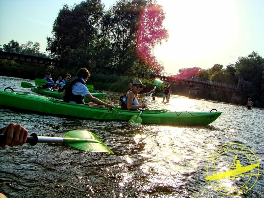 Spływy kajakowe Pilicą